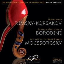 Parution du troisième disque de l'orchestre philharmonique de Monte-Carlo