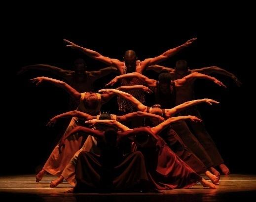 Festival Vaison Danse à Vaison-la-Romaine : Alvin Ailey, the west vind