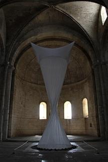 Installation d'Erik Nussbiker © Pierre Aimar