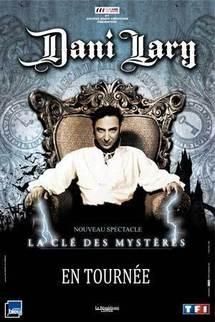 """Dani Lary """"La clé des mystères"""" samedi 10 décembre 2011 à Nice"""