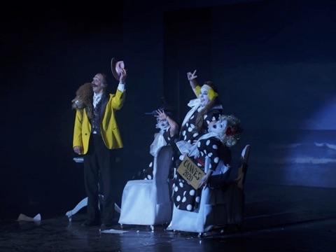 Eclatante ouverture du 24e festival Russe  au théâtre Toursky avec Lodka