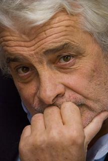 """Jacques Weber interprète """"Eclats de vie"""" à Monaco le 22 octobre 2011"""