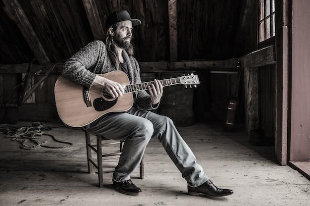 Shaun Ferguson Guitare @ Stéphane Levesque