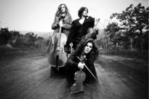 Le Trio Zéphyr en résidence au Grand Pic Saint Loup (30)