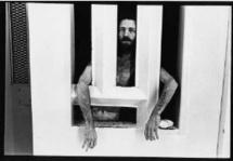Quartier d'isolement (prison Cummins, Arkansas, USA) Photographie de Bruce Jackson pour Leurs Prisons, 1975 © Bruce Jackson