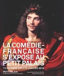La Comédie-Française s'expose au Petit Palais du 13 octobre 2011 au 15 janvier 2012