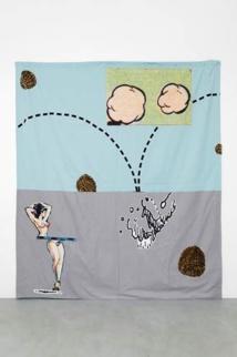 Hippolyte Hentgen, Le bikini invisible, exposition  du 17 mai au 10 novembre 2019, galerie contemporaine du MAMAC, Nice