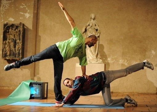 Air, Wolfgang Prinz and Michel Gholam © Prinz Gholam