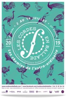 Festival Les Cordes en ballade 2019 - Sur les chemins de l'extra-ordinaire !