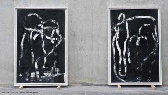 Gilles Teboul, peintures, du 8 octobre au 29 octobre 2011, Galerie 6 bis, Paris