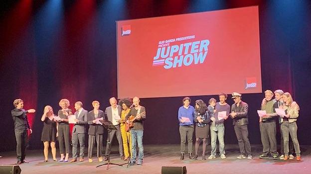 Jupiter show