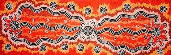 Exposition d'Art Aborigène et Cooby à la galerie Aroa, Neuilly sur Seine, jusqu'au 22 octobre 2011