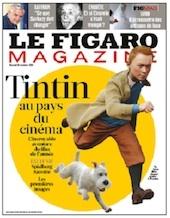 Interview exclusive de Steven Spielberg et Peter Jackson, réalisateurs du Secret de La Licorne. Propos recueillis par Arnaud Bordas / Le Figaro Magazine du 8 octobre 2011