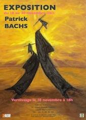 Patrick Bachs, peintures, galerie Andiamo, Marseille, du 10 au 30 novembre 2011