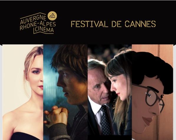 Quatre films sélectionnés à Cannes 2019 coproduits par Auvergne-Rhône-Alpes