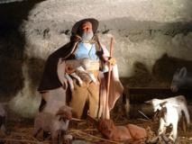 La Nuit des musées 2019 au Village provençal miniature à Grignan (Drôme)