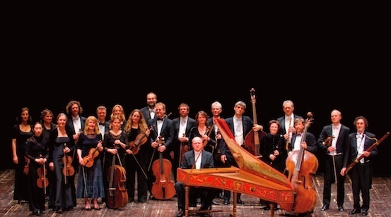 Ensemble Concerto Köln © DR