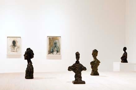 © Museo Picasso Málaga, 2011 © Fondation Giacometti, Paris / Succession Giacometti, 2011
