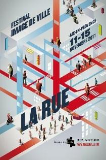Exposition Rue, Rues avec Anne Karthaus, Brigitte Manoukian, Françoise Laury à la Fondation Vasarely, Aix-en-Provence, du 9 au 30 novembre 2011