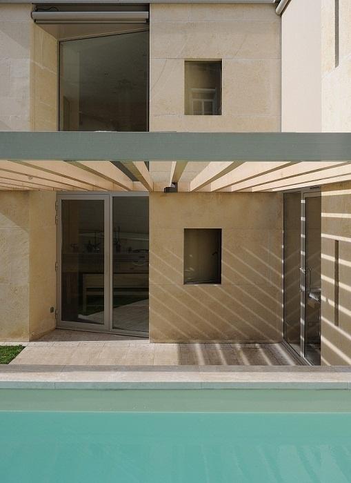 maison Besson-Gabet, 2011, Lyon Croix Rousse, © studio Eric Saillet