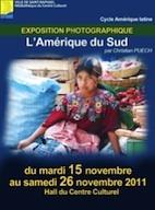 L'Amérique du sud, Religion et chamanisme au Guatemala, photographies, Médiathèque de Saint-Raphaël, du 5 au 26 novembre 2011
