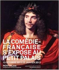 La Comédie-Francaise s'expose au Petit Palais. Cycle de manifestations à l'auditorium