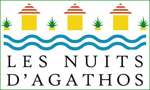 Festival Les Nuits d'Agathos, Agay, les 30, 31/7 et 1/8