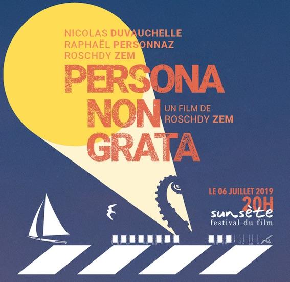 Avant-Première Persona Non Grata - SunSète Festival 2019