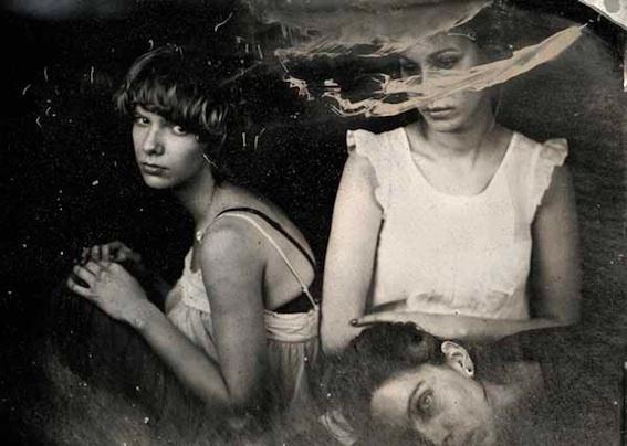 Série «Parfums», 2011 © Isa Marcelli