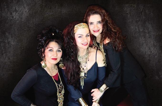 Sibylles Trio en ouverture du festival 2019 © DR