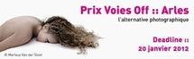 Appel à candidature Prix Voies Off 2012 :: Photographie - Arles