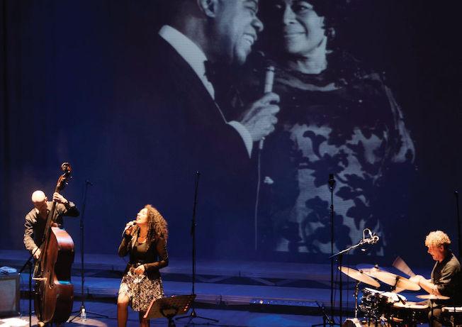 Lotus Septet tribute to Billie, Ella et Nina © DR