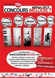 Concours Mélodie 7, un événement artistique unique en France
