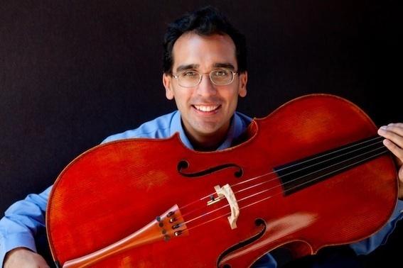 Jesus Castro-Balbi (Pérou), violoncelle © DR