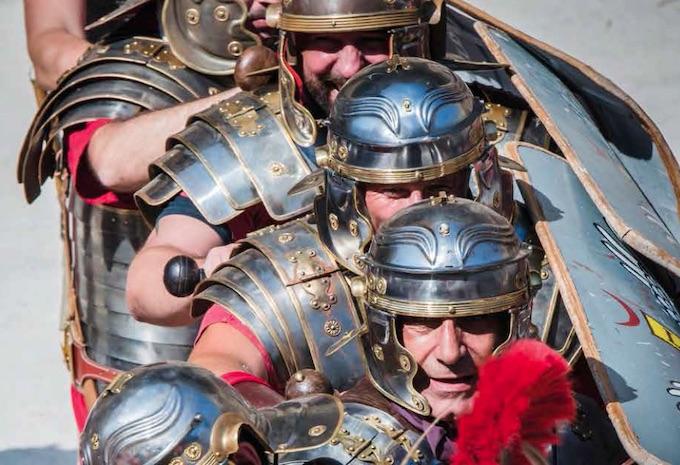 La fête romaine, animations dans la ville et le théâtre antique d'Orange les samedi 7 et dimanche 8 septembre 2019