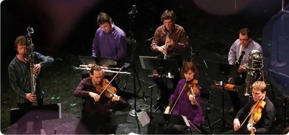 Concert exceptionnel  de musique contemporaine de l'Ensemble Orchestral Contemporain, Opéra Théâtre de Saint-Etienne, le 21 janvier 2012