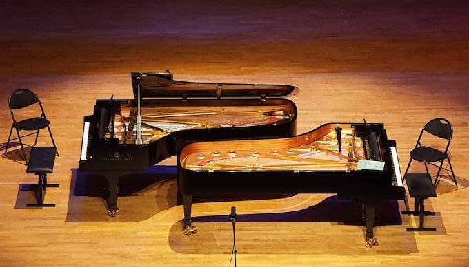 Nuits pianistiques d'Aix-en-Provence © DR