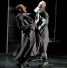 Amphitryon d'Heinrich von Kleist d'après Molière au Théâtre Astrée de Villeurbanne du 1er au 10 février 2012