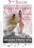 3e Salon des collections autour du parfum à Grasse le 5 février 2012