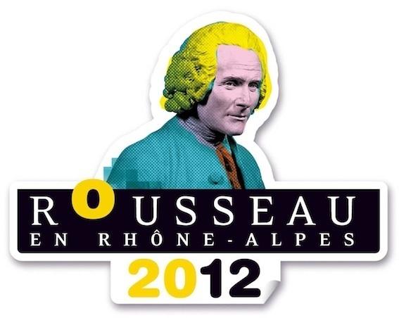 Année Rousseau en Rhône-Alpes 2012