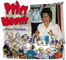 """""""Pièce Montée"""" de Pierre Palmade au Creuset des Arts, Marseille, le 22 janvier 2012"""