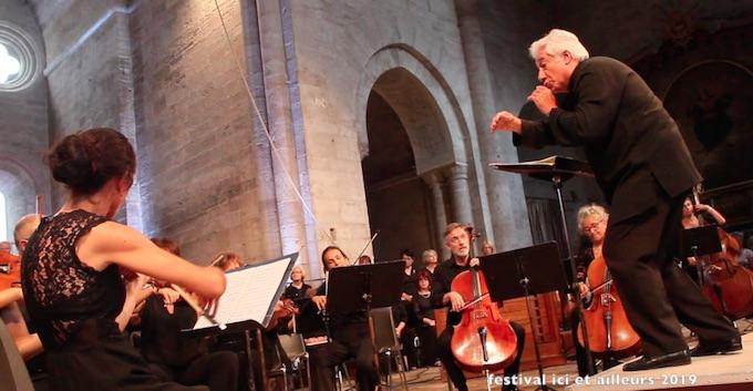 Abbaye de Sylvanès, Festival Musiques du Monde; le grand concert du 15 août : Tout en Mozart et en émotion