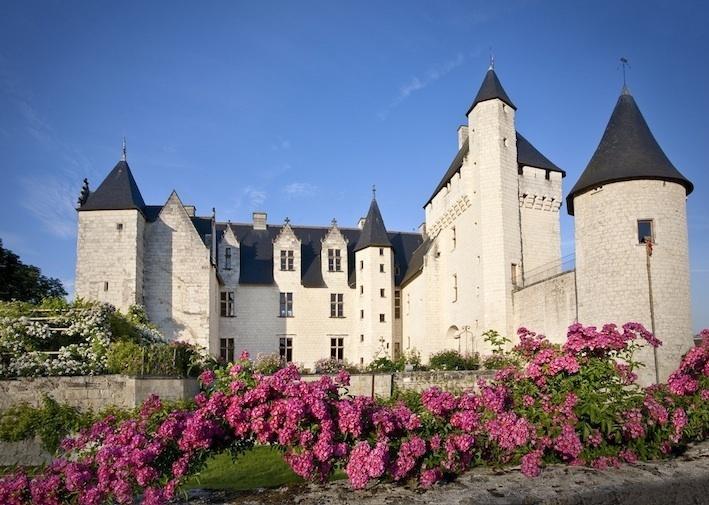Château du Rivau © DR