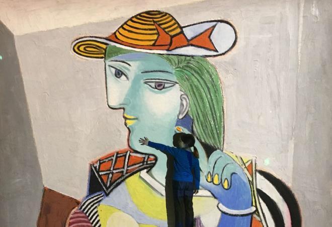 « Imagine Picasso », une exposition immersive en image totale en avant-première mondiale à Lyon