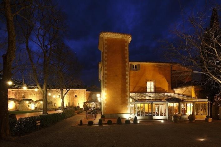 Hostellerie de l'Abbaye de La Celle en Provence © DR