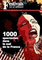 """Nouvel affichage de la rubrique """"Agenda"""" du site www.arts-spectacles.com et Sortir ici et ailleurs"""