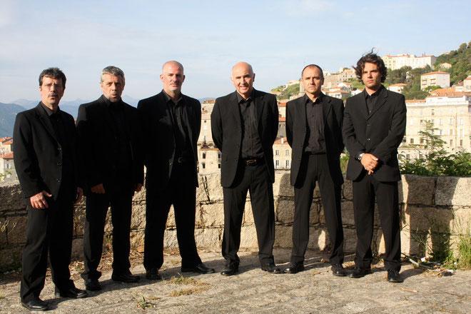 Vochora. Le chœur de Sartène en concert le 27/9/19 à la Collégiale de Tournon