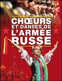 Choeurs et Danses de l'Armée Russe // 19 Mars// Acropolis