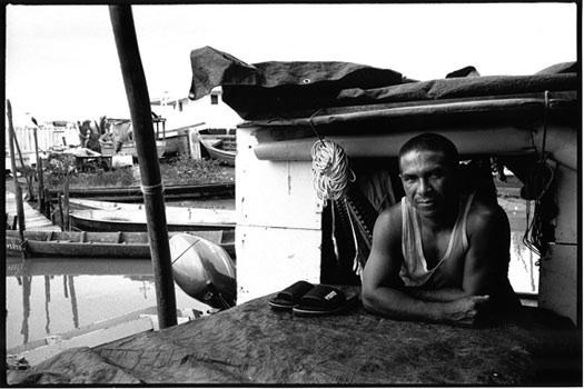Quartier de la Crique, Cayenne, 2008 © Frédéric Piantoni