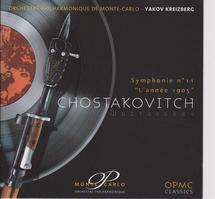 L'ultime enregistrement de Yakov Kreisberg avec son philarmonique de Monte-Carlo
